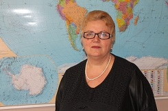 Рузманова Наталья Ивановна : Директор