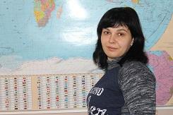 Стрелюк Оксана Владимировна : менеджер по продажам