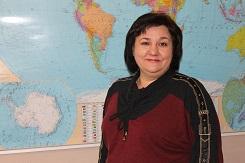 Воробьева Светлана Николаевна : бухгалтер