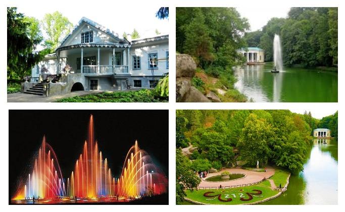Авторский тур «Винницкие фонтаны+ Уманский парк «Софиевка»»