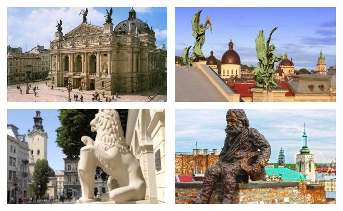 Экскурсионный тур «Знакомьтесь Львов…», выезд из Покровска