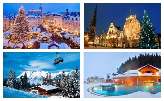 Новогоднее путешествие в КРАКОВ и СЛОВАКИЮ