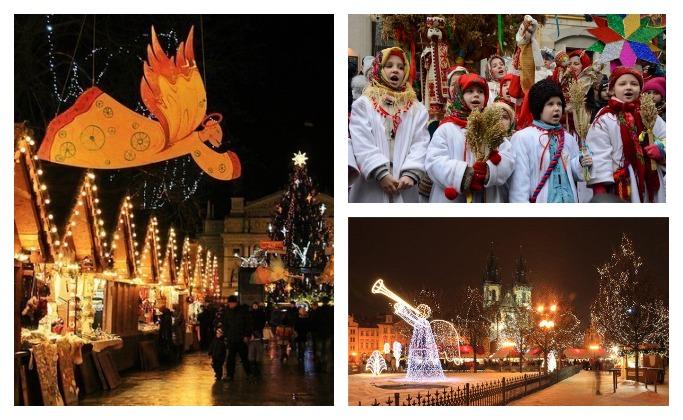 «Рождество во Львове…», выезд из Покровска