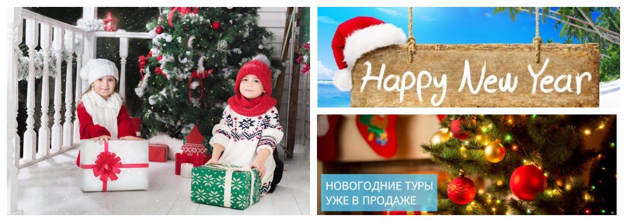 Новогодние и Рождественские туры ....