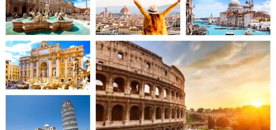 АвиаТур в Италию: Рим — Венеция, организованная группа из Покровска