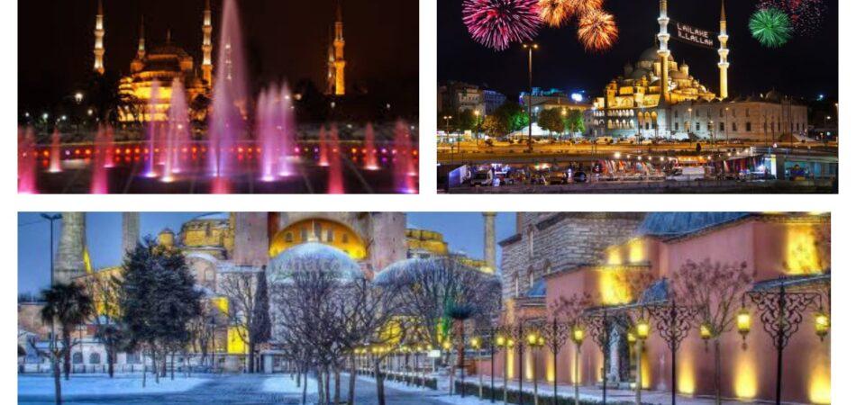 NEW! Новий Рік 2021 у Стамбулі з Києва, Харкова та Запоріжжя (з авіа)