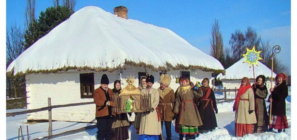 Рождество на хуторе близь Диканьки 2021!!!
